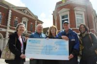 Golding Street Pastors Cheque May 15