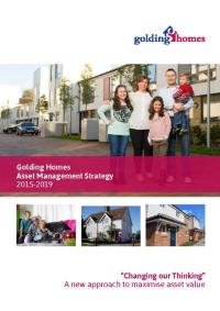 Asset Management Strategy Front Pic 2015