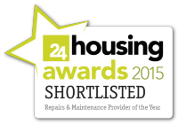 Golding Services Shortlisted as Repairs and Maintenance Provider of the Year
