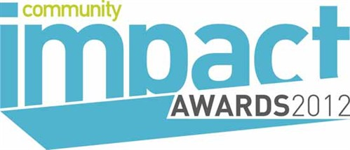 Community Impact Awards Logo