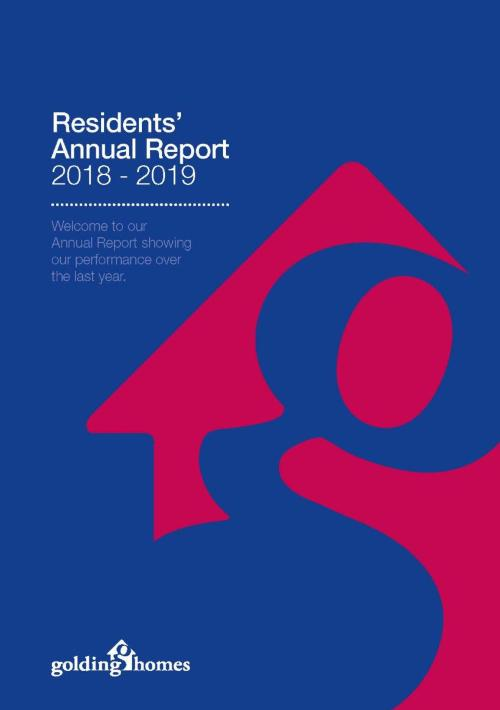 Residents' Annual Report Front Page 18-19