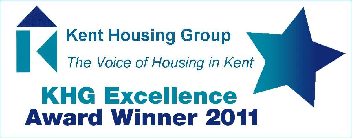 KHG Excellence Award Winner 2011 Logo