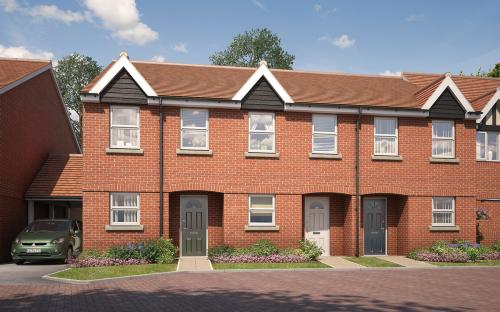 Jubilee place ashford shared ownership golding homes for Jubilee home builders