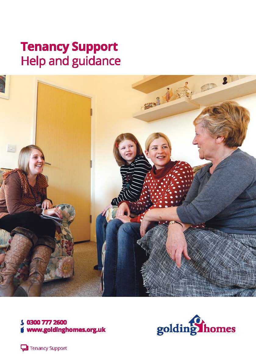 Tenancy Support Leaflet