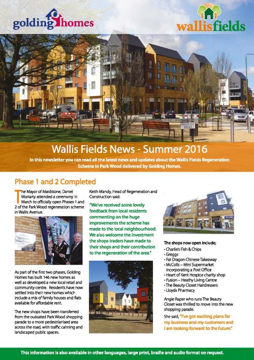 Wallis Fields 08 2016 Front Page