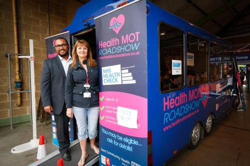 Health MOT Roadshow