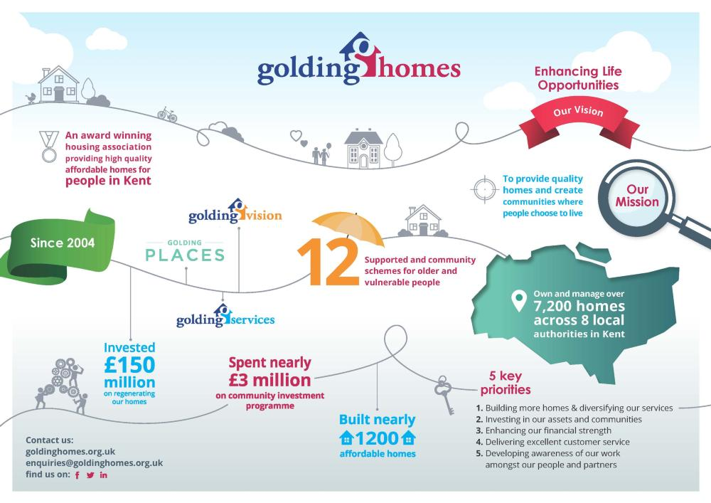 Golding Homes Infographic 2017