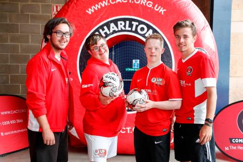 Access for All 2016 Charlton FC