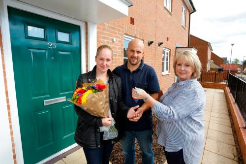 100th Shared Ownership Home Sep 17
