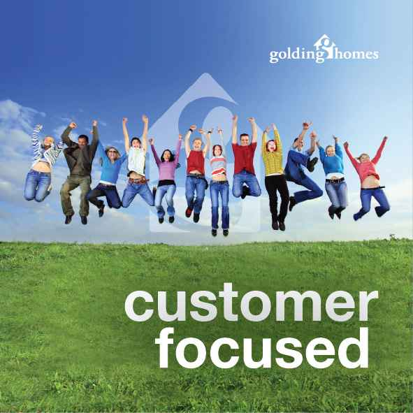 Our values - customer